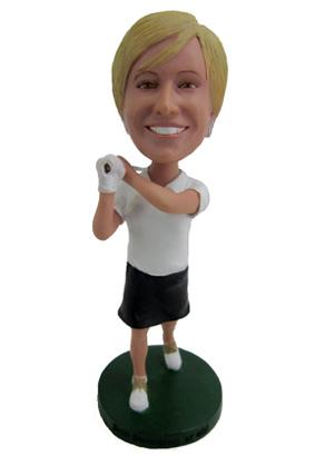 Female Golfer 01