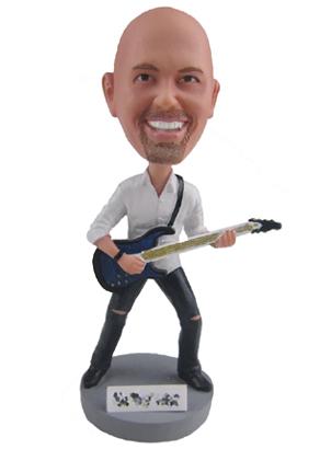 Male Guitarist 11